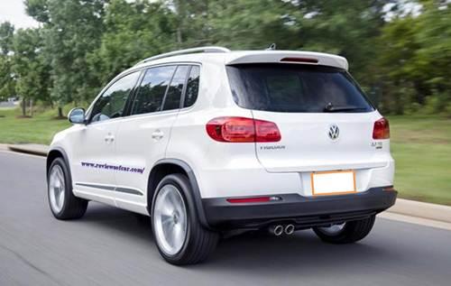 2017 volkswagen tiguan 2.0t s suv - reviews of car