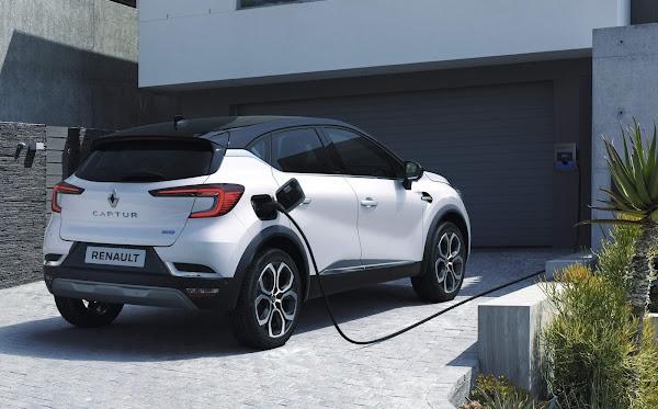 Renault e Geely formam pareceria para fabricar carros híbridos