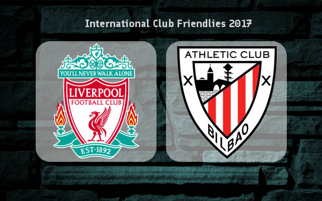 Liverpool vs Athletic Bilbao Highlights 05/08/2017