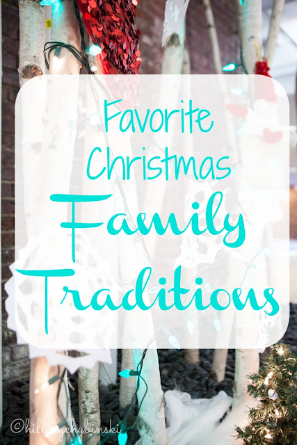 Ideas and Inspiration for Family Traditions for Christmas