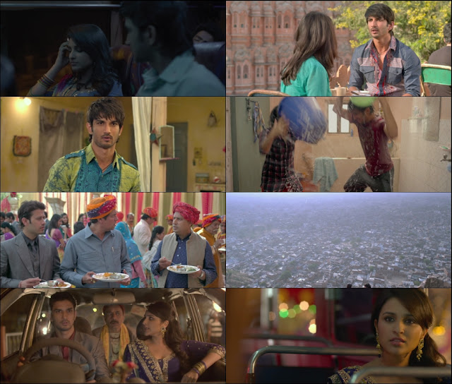 Shuddh Desi Romance 2013 Download 720p WEBRip