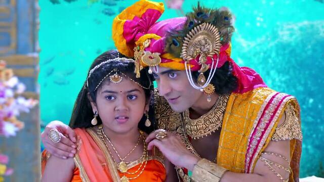 Radha Krishn: Krishna - Arjun Gatha S4 E02 22th October Episode