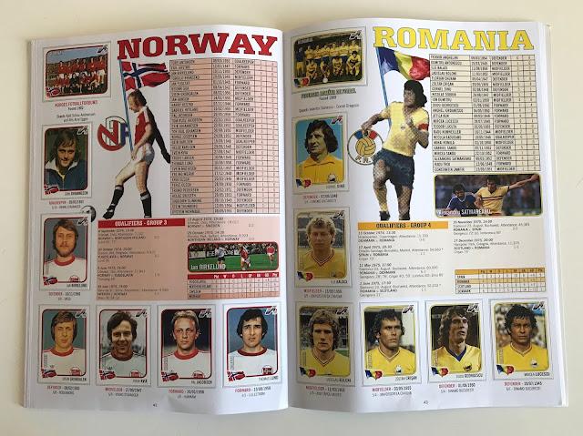 Figurine Romania Euro 76