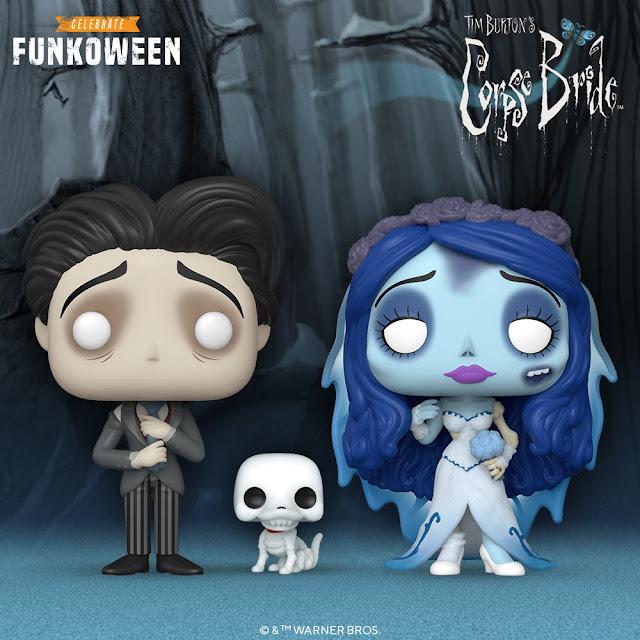 Funko Corpse Bride