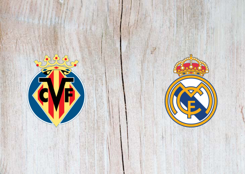 Villarreal vs Real Madrid -Highlights 1 September 2019