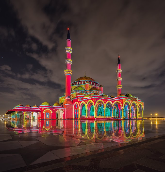 Sharjah Light Festival 2020
