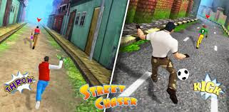Screenshot 3 of Street Chaser 1.1.5 MOD APK Unlimited Money