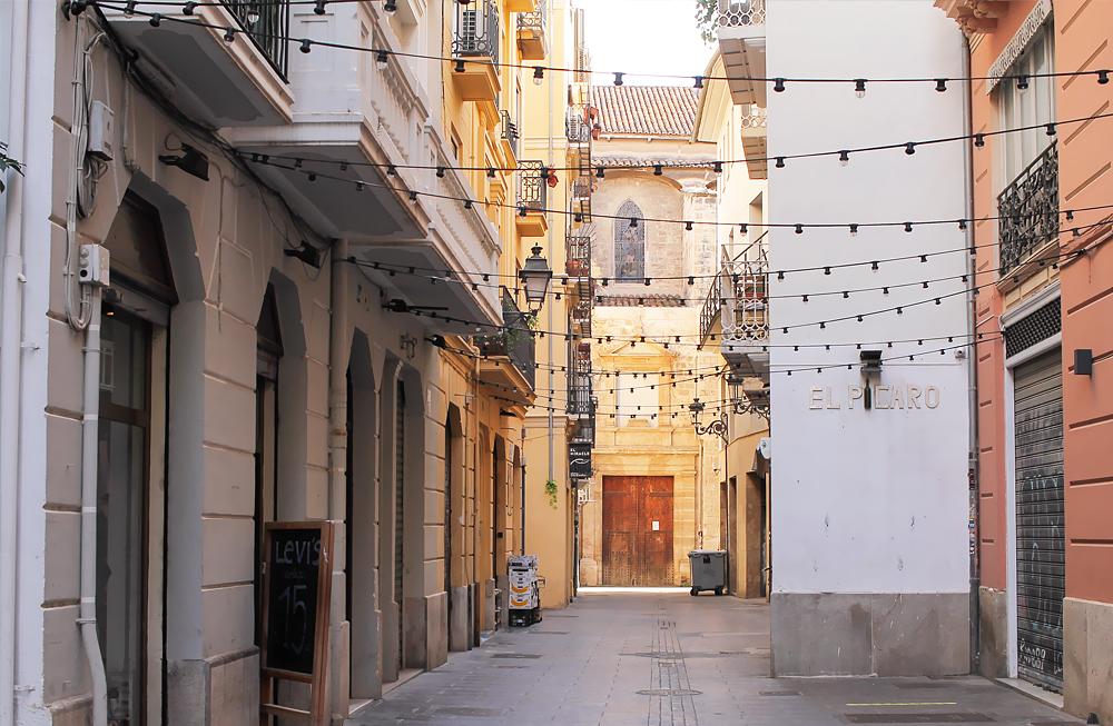callejeando valencia ciudad barrio carmen