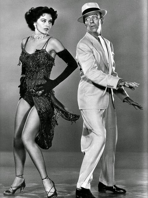 Fred Astaire Cyd Charisse NYC randommusings.filminspector.com