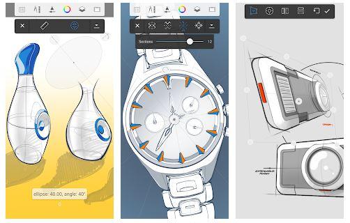 SketchBook - Η καλύτερη εφαρμογή ζωγραφικής και σχεδίου πλέον διατίθεται δωρεάν