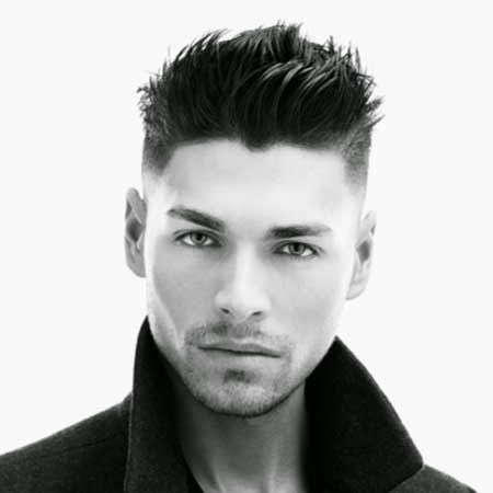 Cortes Y Peinados Para Hombres De Pelo Corto Peinados Y Mas