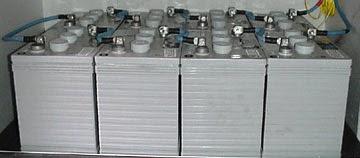 بطاريات الطاقة الشمسية من الشركة العربية للطاقة الشمسية