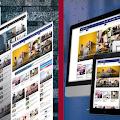 Membuat Website Situs Media Online Blog Gratis dan Berbayar
