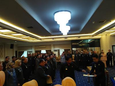 Gubernur Arinal Kembali Rombak Kabinet Jilid 2