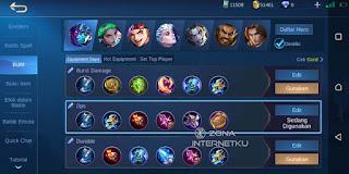 Build and Emblem Gord Violates Top Global Mobile Legends