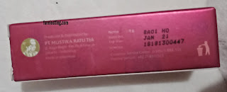 exp date mustika ratu beauty queen bold and nourishing lipstick