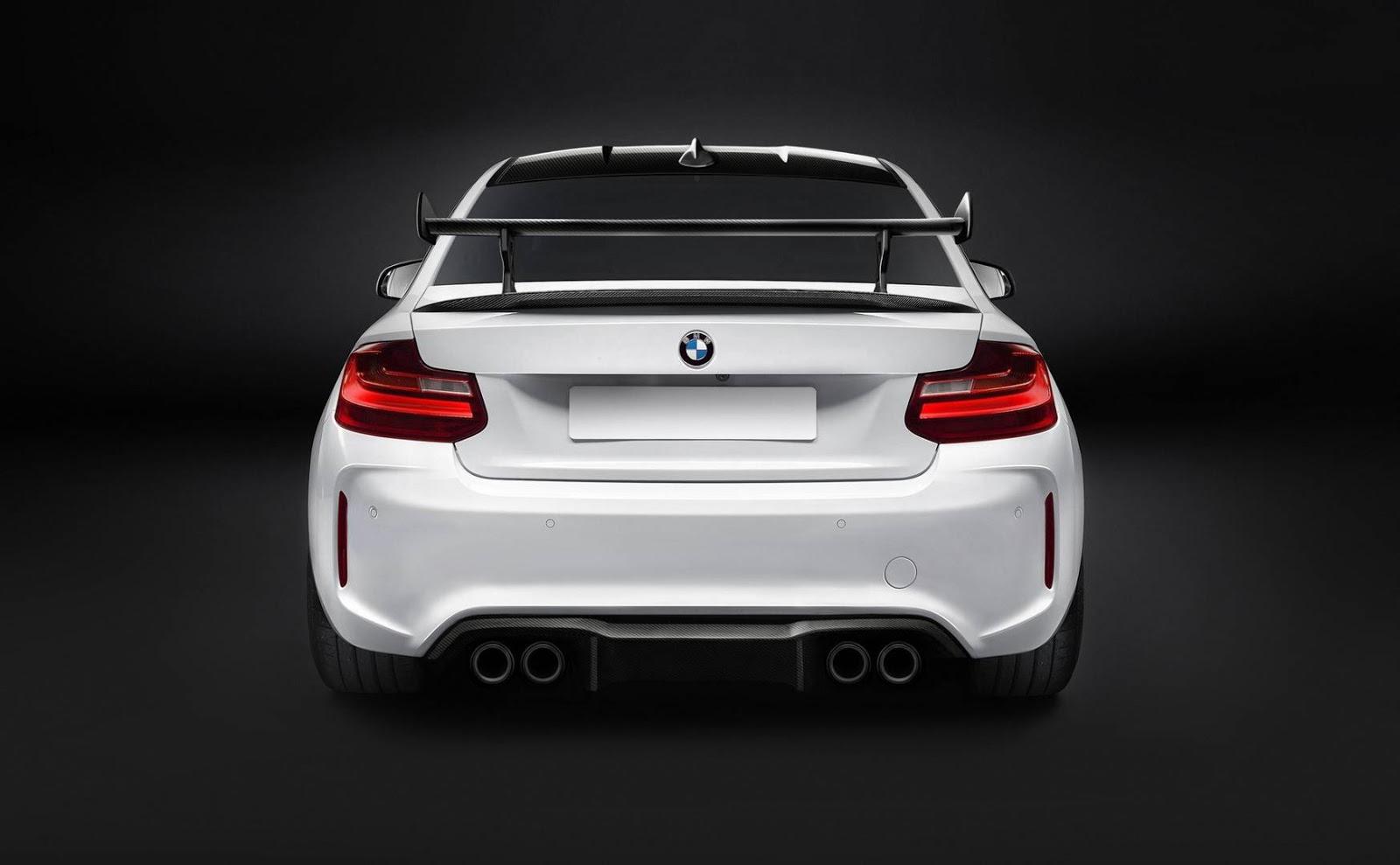BMW M2 GTS by Alpha-N Performance tył