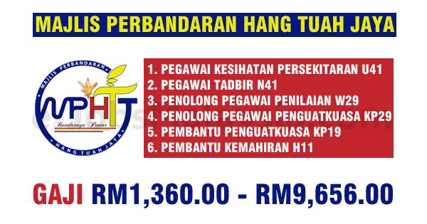 Majlis Perbandaran Hang Tuah Jaya MPHTJ