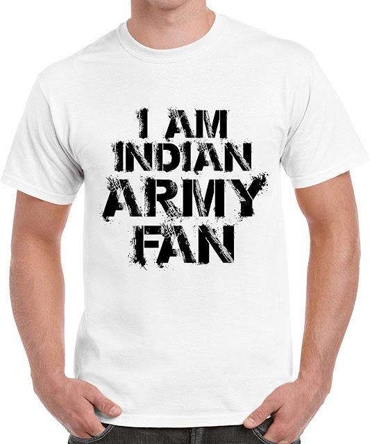 I Am Indian Army Fan