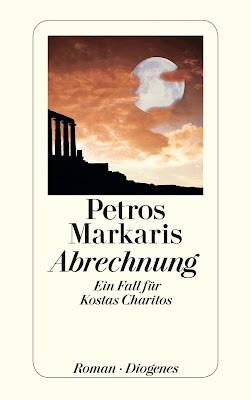 Abrechnung - Ein Fall für Kostas Charitos von Petros Markaris, Krimi