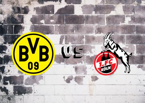 Borussia Dortmund vs Köln  Resumen y Partido Completo