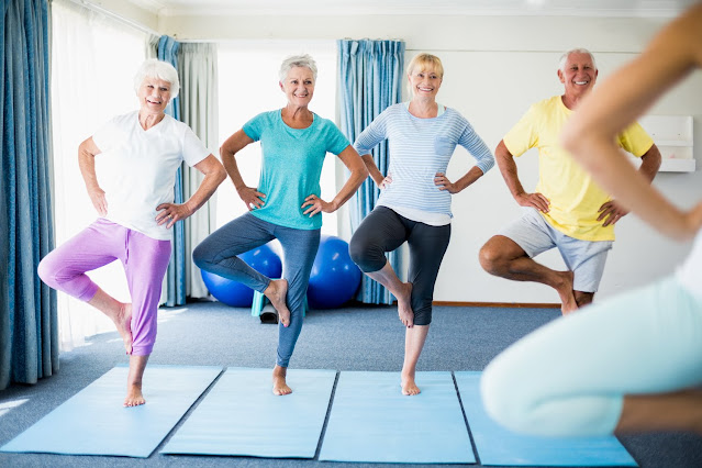 10 Effortless and Essential Exercises For Seniors Over 70