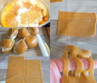 أسهل طريقة للشباكية المغربية  (رمضان2021)