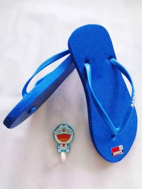 Grosir Sandal Murah - AB Polos Warna Wanita