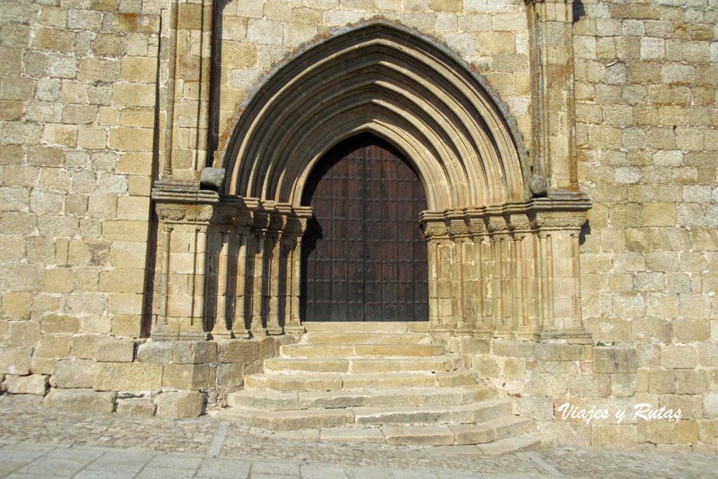 Iglesia de Santa María la Mayor de Trujillo