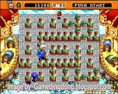 games Bomberman