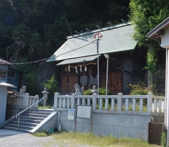 三浦義村の神社|近殿神社