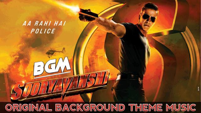 Sooryavanshi BGM - Ringtone | Original Background Theme Music - MP3 Download