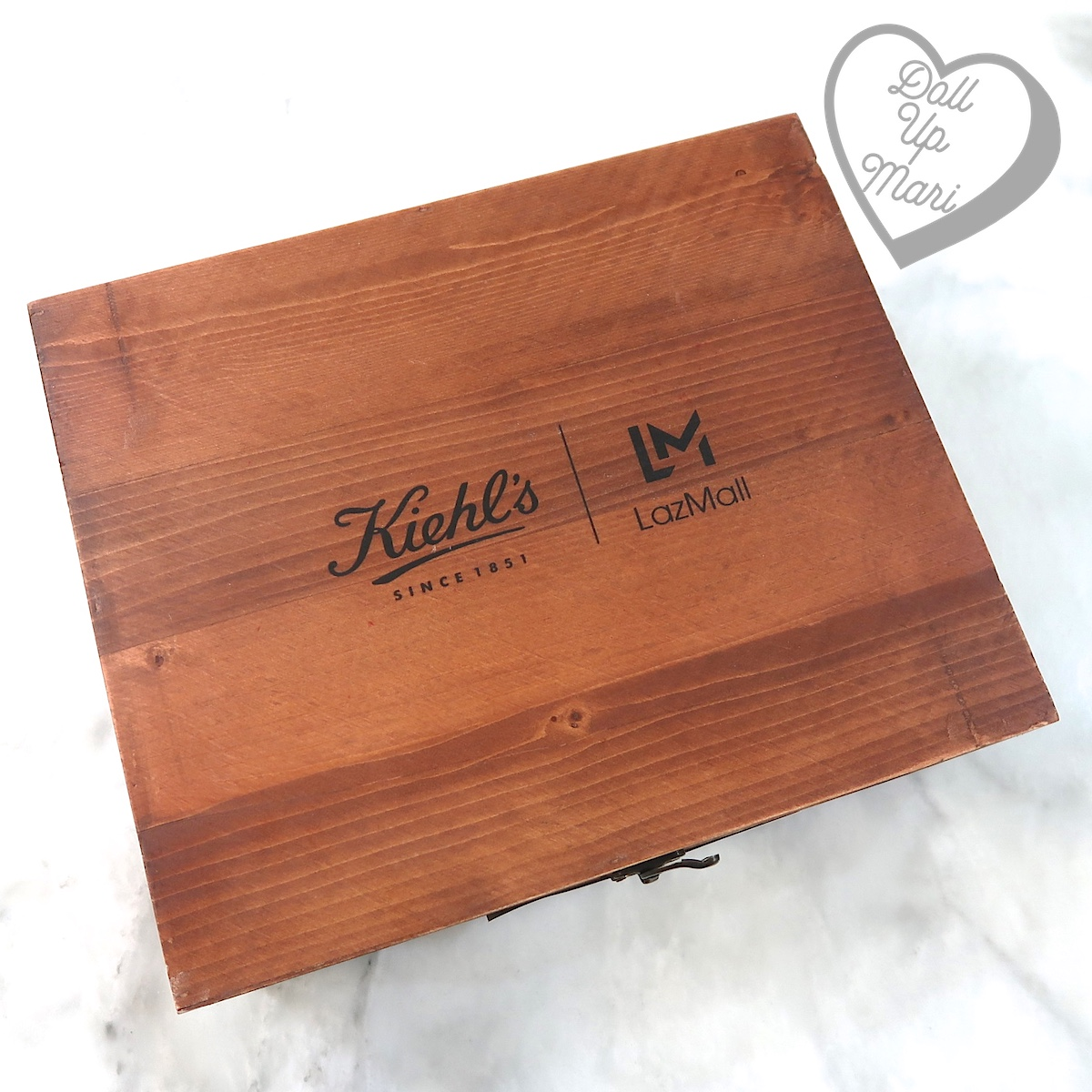 Kiehl's Now At LazMall!