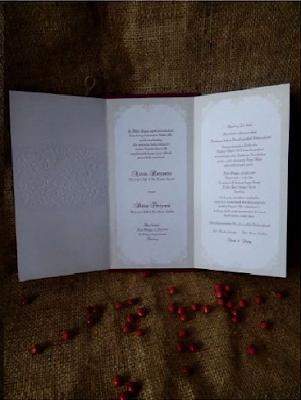 info cetak pesan harga undangan pernikahan erba Hard cover HC 88136 terbaru 2016 bekasi jakarta bogor indonesia