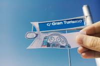 Calle Gran Turismo - Redibujando Zaragoza.