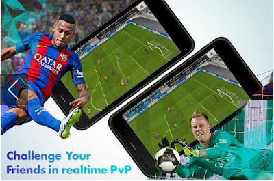 Images Of Pes 2017 apk plus data version