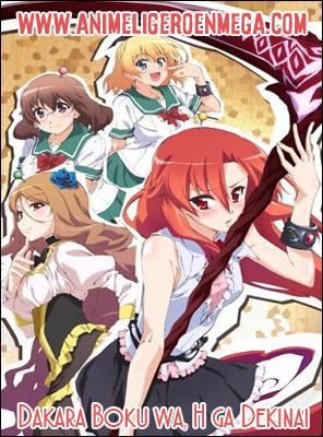 Dakara Boku wa, H ga Dekinai: Todos los Capítulos (12/12) + OVA (01/01) [Mega - MediaFire - Google Drive] BD - HDL