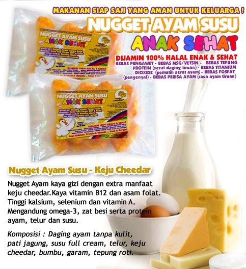 Nugget Ayam Brokoli Keju Dessy Mardiana: Warung Sosis: 2012