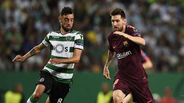 Messi está invicto en Lisboa pero no marcó en el estadio de Benfica
