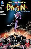 Os Novos 52! Batgirl #14