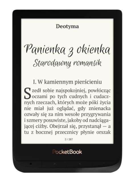 Czytnik e-booków Pocketbook Touch Lux 4