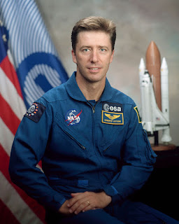 Roberto Vittori has taken part in three space flights including the last by Space Shuttle Endeavour