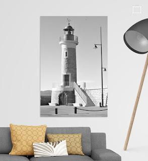 lighthouse Saint-Tropez
