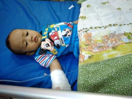 Affan Sakit Diare dan Pneumoni di RSUD KRMT WONGSONEGORO