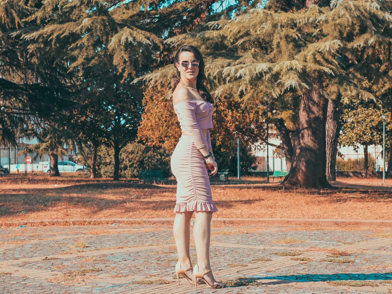 Marzia Amaranto fashion blogger Napoli