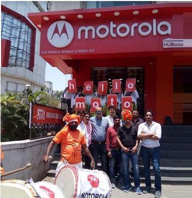 Moto Hub in Pune