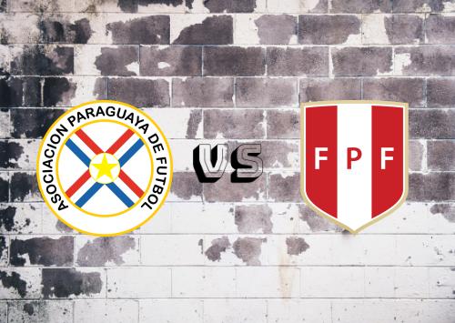 Paraguay vs Perú  Resumen