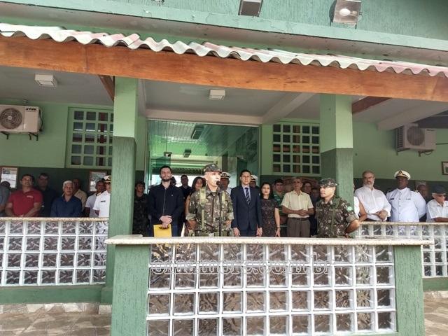 Dia do Exército é celebrado com ato no 6º BIS