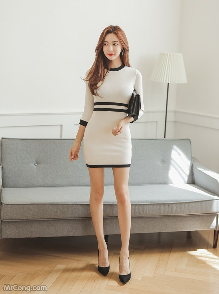 Người đẹp Kim Jung Yeon trong bộ ảnh thời trang tháng 4
