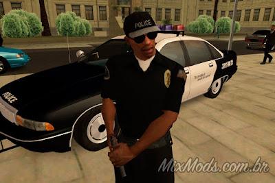 mod polícia gta sa uniforme da polícia roupa da polícia outfit